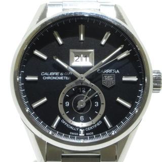 タグホイヤー(TAG Heuer)のタグホイヤー 腕時計 WAR5010.BA0723 黒(その他)