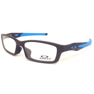 オークリー(Oakley)の新品正規品 オークリー クロスリンク OX8118 01 度付き可能(サングラス/メガネ)