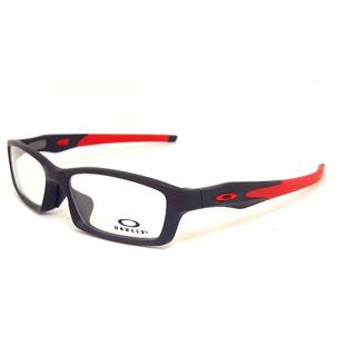 オークリー(Oakley)の新品正規品 オークリー クロスリンク OX8118 04 度付き可能(サングラス/メガネ)