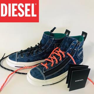 DIESEL - DIESEL ディーゼル スニーカー EU38 JP24-24.5cm