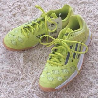 アディダス(adidas)の専用 *新品*アディダス 25.5cm バドミントンシューズ(バドミントン)