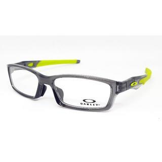 オークリー(Oakley)の新品正規品 オークリー クロスリンク OX8118 02 度付き可能(サングラス/メガネ)