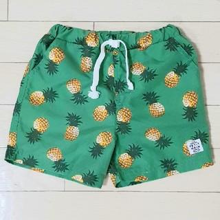 petit main - 水着 男の子用 90サイズ パイナップル柄