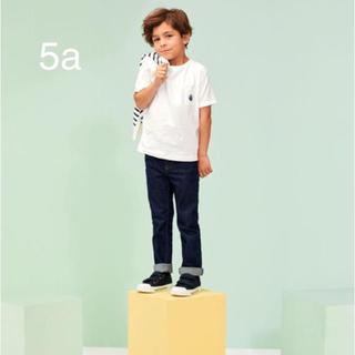 PETIT BATEAU - プチバトー 20SS カラー半袖Tシャツ 5a