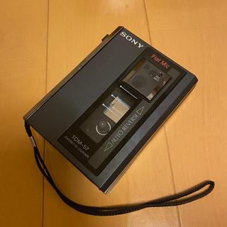 ソニー(SONY)のSONY TCM-57(ポータブルプレーヤー)