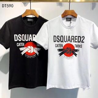 ディースクエアード(DSQUARED2)のDSQUARED2 Tシャツ ディースクエアード 丸襟 DT590(Tシャツ/カットソー(半袖/袖なし))