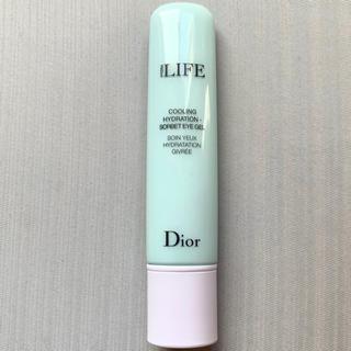 ディオール(Dior)のクリスチャンディオール ライフ ソルベアイジェル LIFE(アイケア/アイクリーム)