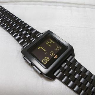 adidas - 未使用品★半額以下 アディダスデジタル腕時計⑤