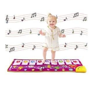 折り畳み式ピアノマットミュージックマット 鍵盤 マット ミュージックマット(電子ピアノ)