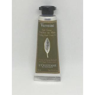 ロクシタン(L'OCCITANE)のロクシタン ヴァーベナ アイスハンドクリームジェル 10ml(ハンドクリーム)