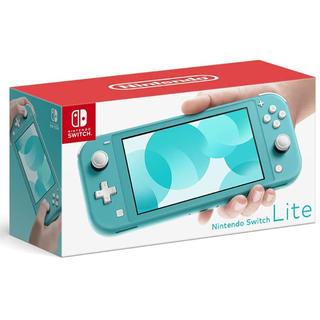 Nintendo Switch - 任天堂スイッチライト switchライト 新品
