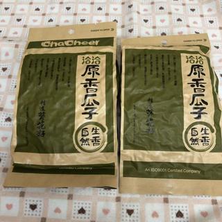 4袋  ひまわりの種  食用 原味(フルーツ)
