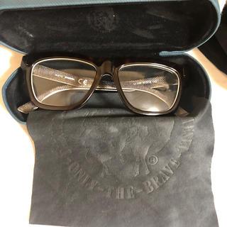 ディーゼル(DIESEL)のディーゼル伊達眼鏡。(サングラス/メガネ)