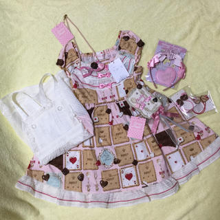 Shirley Temple - シャーリーテンプル 新宿伊勢丹限定 チョコビスケット