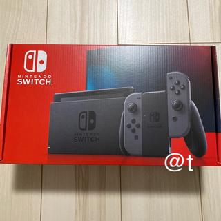 Nintendo Switch - ニンテンドースイッチ 本体 新型 グレー