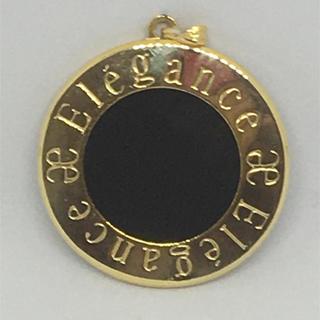 エレガンス(Elégance.)のエレガンス elegance コンパクトミラー 手鏡 ペンダントトップ(ミラー)