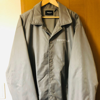 FEAR OF GOD - essentials Fear of god コーチジャケット