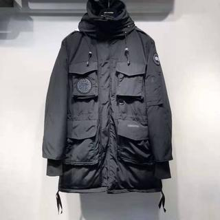 VETEMENTS CANADA GOOSE oversized parka