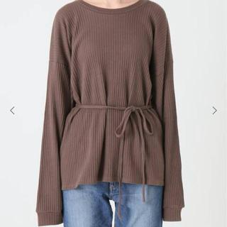 IENA - IENA BASERANGE Shaw long sleeve tシャツ