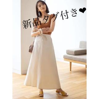 グレイル(GRL)の新品♡リネン風スカート (ロングスカート)