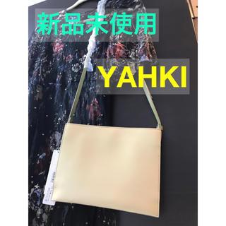 アーバンリサーチ(URBAN RESEARCH)の【新品未使用】YAHKI ヤーキ バッグ URBAN RESEARCH 送料込◎(ショルダーバッグ)