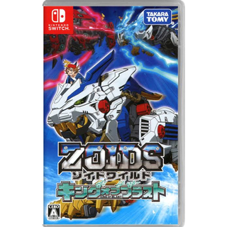 Nintendo Switch - ゾイドワイルド  キング オブ ブラスト  スイッチ