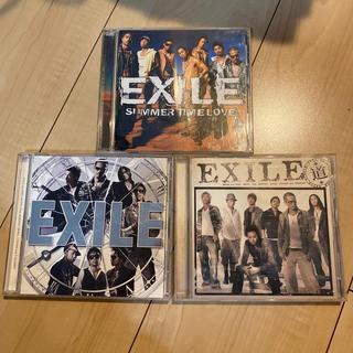 エグザイル(EXILE)のEXILEのCD(ミュージシャン)