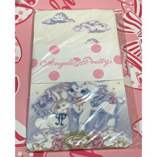 Angelic Pretty - 新品 タグ付 Holy Theater オーバーニー 白