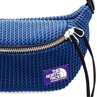 THE NORTH FACE - THE NORTH FACE PURPLE LABEL メッシュウエストバック