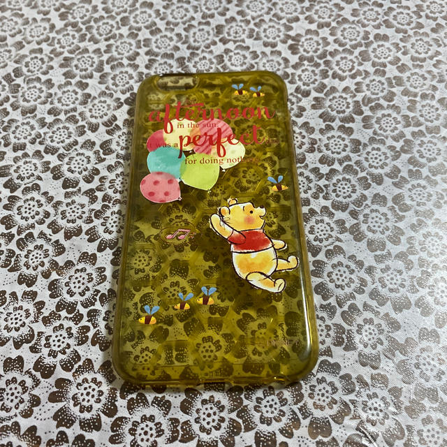 Disney(ディズニー)のiPhone 6s ケース スマホ/家電/カメラのスマホアクセサリー(iPhoneケース)の商品写真