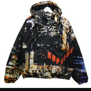 Supreme - supreme city lights puffy jacket