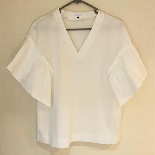 ルシェルブルー(LE CIEL BLEU)のルシェルブルー ブラウストップス(シャツ/ブラウス(半袖/袖なし))