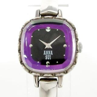 アナスイ(ANNA SUI)のアナスイ 腕時計 - Y150-0BD0 レディース(腕時計)