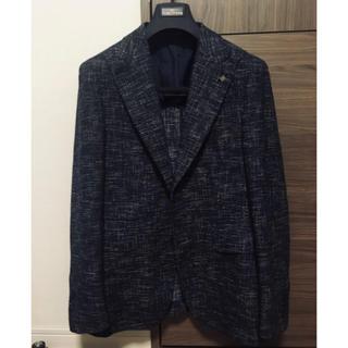 ビームス(BEAMS)の新品 TAGLIATORE  タリアトーレ 48 ネイビージャケット(テーラードジャケット)