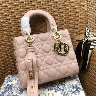 Christian Dior - 超美品!❀Lady Dior❀ カナージュ 2Way ハンドバッグ