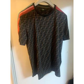 フェンディ(FENDI)のfendi tシャツ (Tシャツ/カットソー(半袖/袖なし))