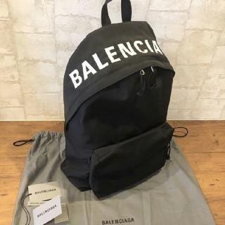 Balenciaga - バレンシアガ リュック ウィールバックパック バッグ