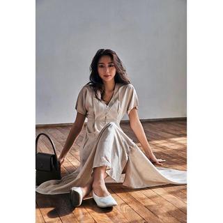 libjoie ♡ airy cotton long dress(ロングワンピース/マキシワンピース)