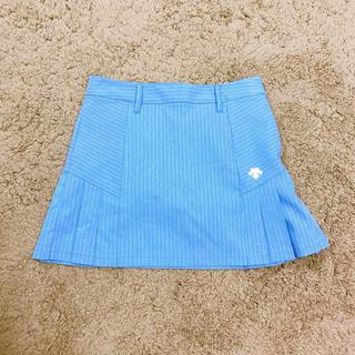 DESCENTE - DESCENTE GOLF スカート 美品