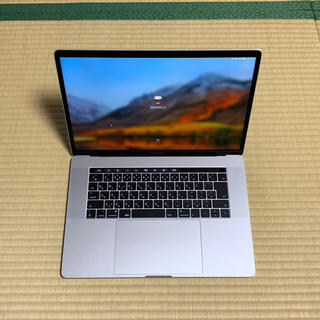 Mac (Apple) - MacBook Pro 15.4インチ 2017年