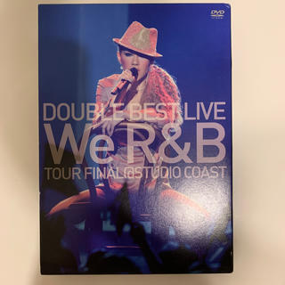 DOUBLE☆LIVE we R&B tour FINAL LIVE DVD(ミュージック)