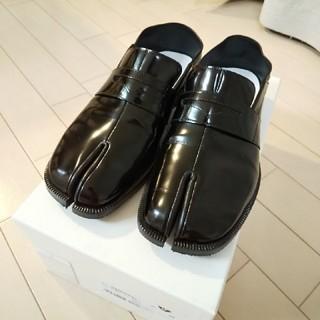 マルタンマルジェラ(Maison Martin Margiela)のamaguri2416様専用*マルジェラ タビローファー tabi 20ss(ローファー/革靴)