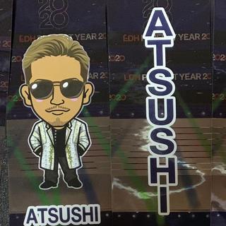 エグザイル(EXILE)のATSUSHI(ミュージシャン)
