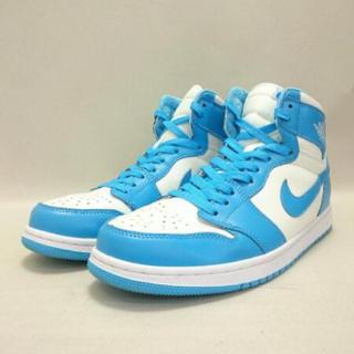 NIKE - Nike air Jordan1 UNC ノースカロライナ