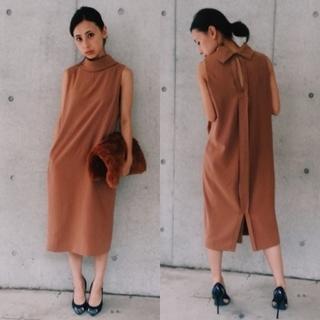 Ameri VINTAGE - Ameri【未使用】ELLA'S SIMPLE DRESS