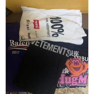 Balenciaga - balenciaga &vetements  Tシャツ