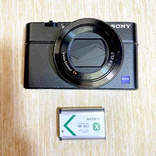 SONY - SONY Cyber-shot RX100M4 デジタルカメラ