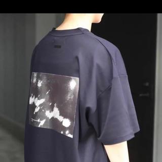 SUNSEA - stein プリントTシャツ 20ss