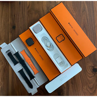 Apple Watch - Apple Watch HERMES 44mm SB SS