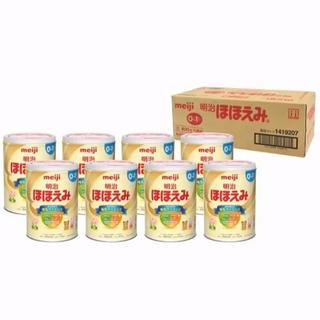 明治 - 新品未使用 粉ミルク ほほえみ 大缶800g